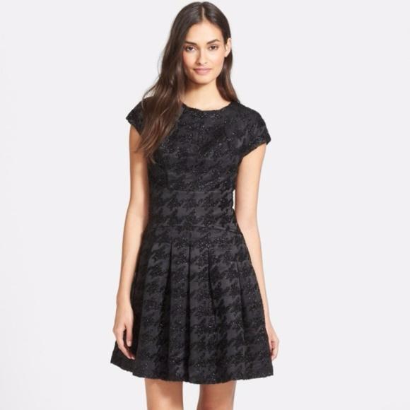 969a87d6 Ted Baker Dresses | London Caley Sparkle Jacquard Dress | Poshmark